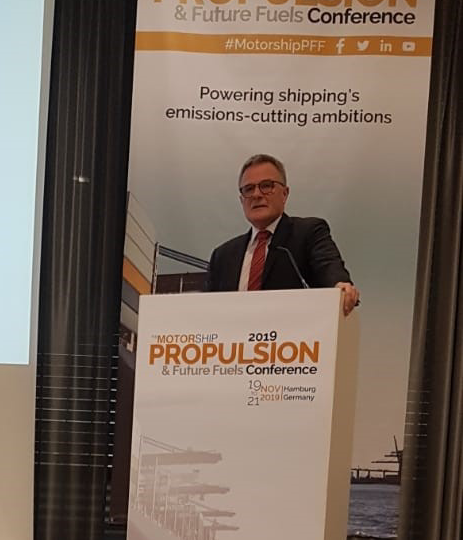 PFF Conference_Igor Sauperl LEC at Motorship Propulsion _Ausschnitt